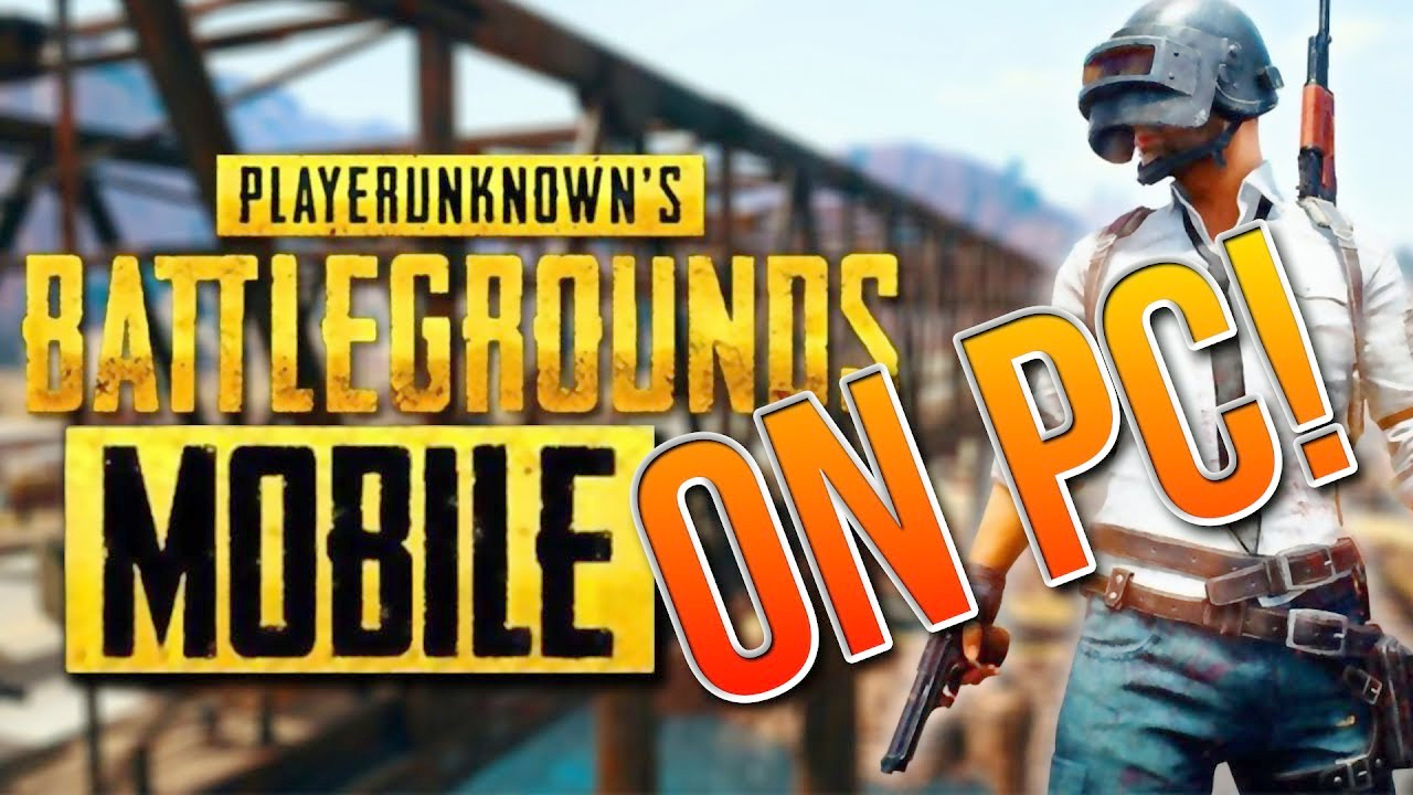 PUBG Mobile For PC – Download Free Game (Highly Compressed)