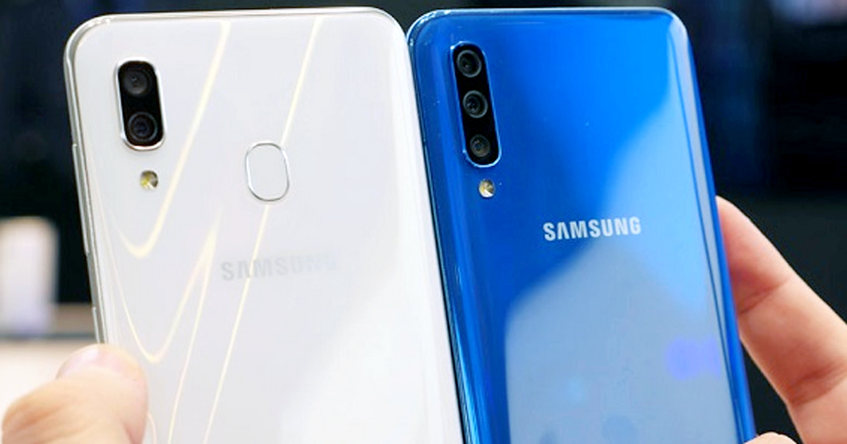 Samsung announces Galaxy A60 and Galaxy A40s with punch hole display