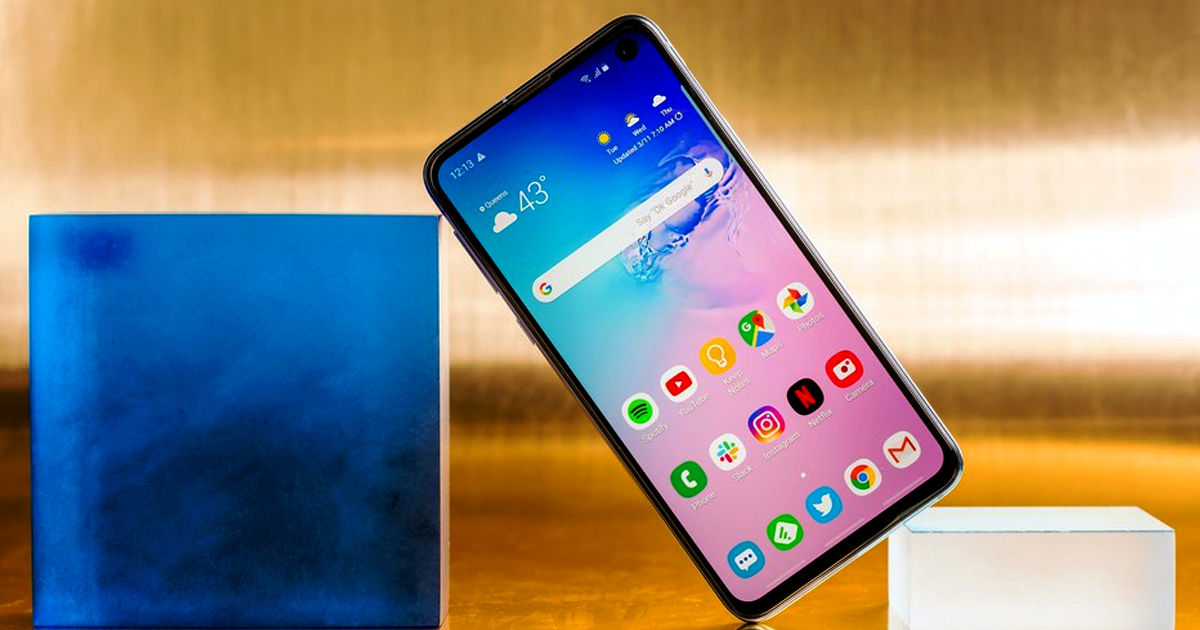 How is the Galaxy S10e battery life?