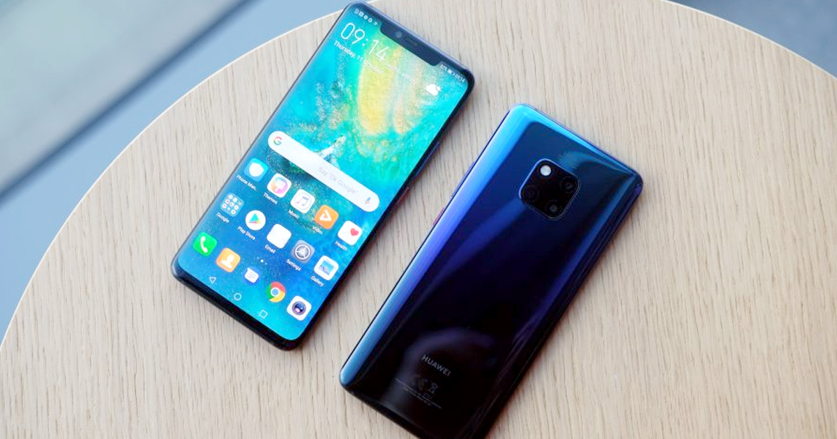 Huawei Mate 30 Pro launches with Kirin 985 Chipset