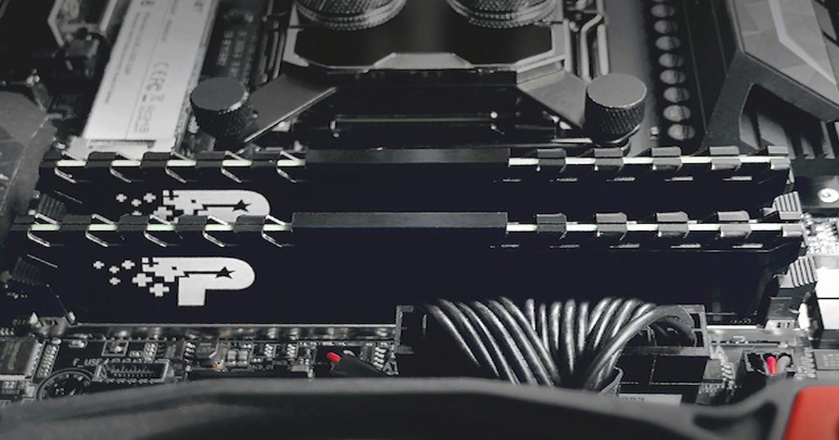 Patriot announces new series of DDR4 memories