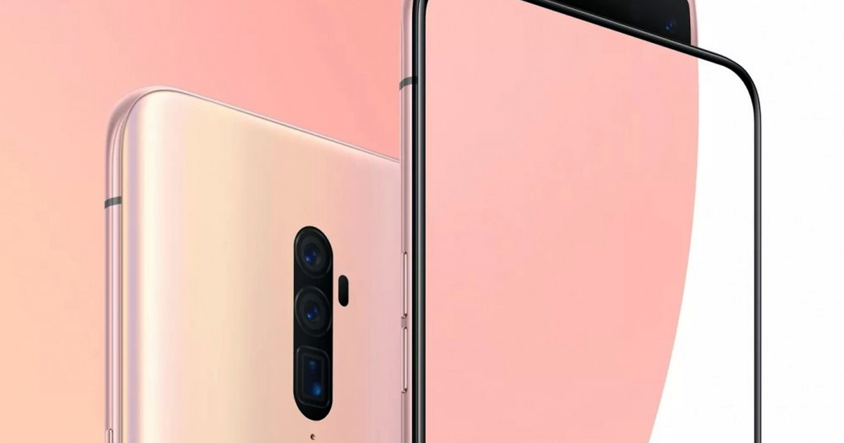 On June 18, Mist Pink Oppo Reno 10X Zoom Sales will start