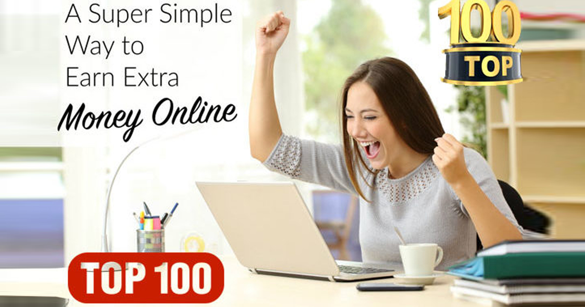 100+ Different Ways To Make Money Online