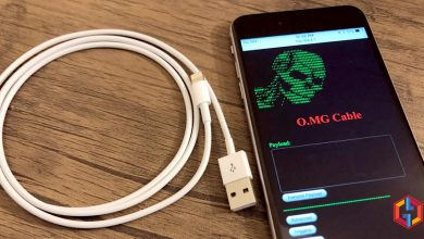 Hacker's iPhone charging cable can hijack your computer