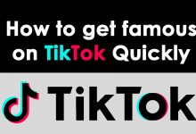 How to get famous on TikTok Quickly