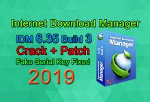IDM 6.35 Build 3 incl Patch [32bit + 64bit] Fake Serial Fixed