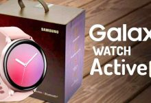 Samsung Galaxy Watch Active 2 comes with the ECG sensor