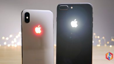 iPhones might have a glowing Apple logo as a notification light