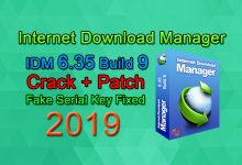 IDM 6.35 Build 9 incl Patch