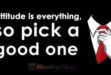 15 Best Attitude Quotes