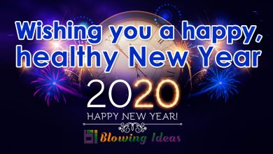 35 Best Happy New Year Quotes 2020