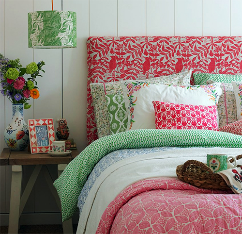 Pink Bed Room Ideas