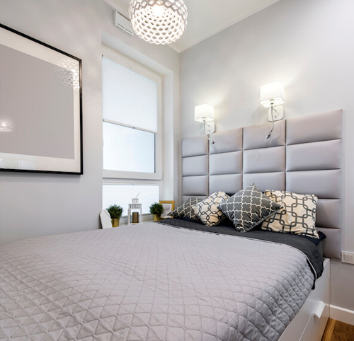Simple and Bright Bedroom Decorating Ideas