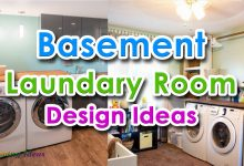 Basement Laundry Room Design Ideas